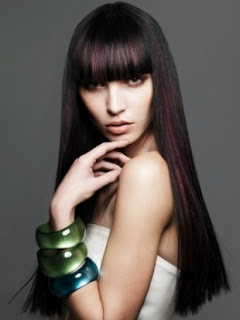 Long Hair Cuts For Winter 2012