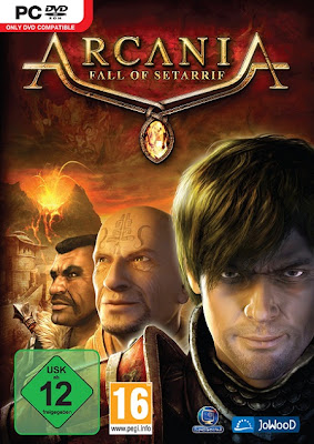 Arcania Fall Of Setarrif pc