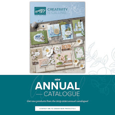 2019/20 Stampin' Up! Catalogue is HERE!!