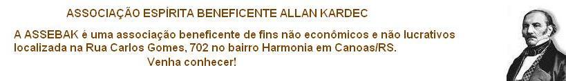 Associação Espírita Beneficente Allan Kardec