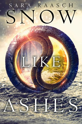 http://www.goodreads.com/book/show/17399160-snow-like-ashes