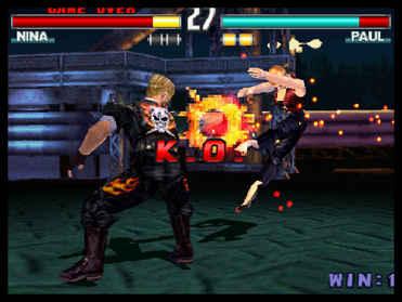 Tekken 3 Full Version PC Game