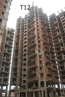 Amrapali La Residentia :: Construction Update t12