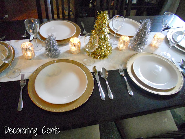 Our Christmas Table