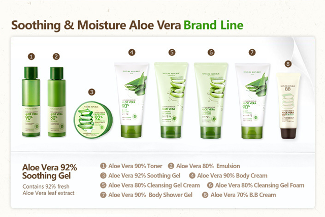 Aloe Vera 92% Soothing Gel Review