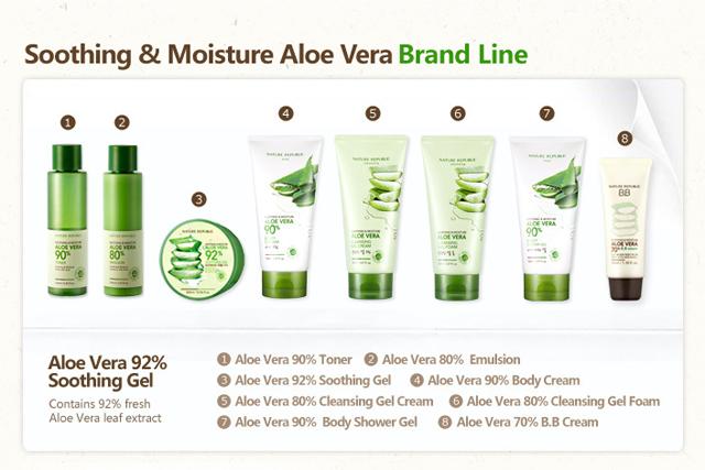 Aloe Vera 92% Soothing Gel Review