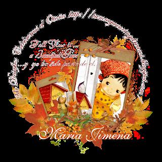 """{Reto """"Celebremos el otoño"""" de Tammy}"""