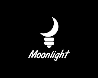 Moonlight Logo Design