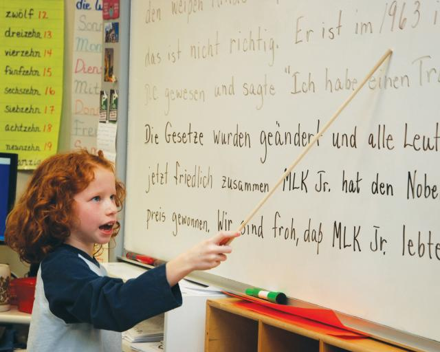 how to become an english teacher in germany