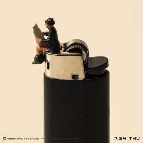 07-Dangerous-Toilet-Tatsuya-Tanaka-Miniature-Calendar-Worlds-www-designstack-co