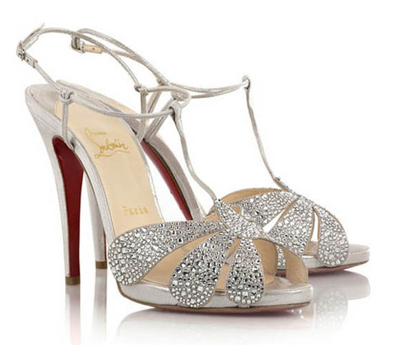 Christian Louboutin Wedding Shoes Bridal