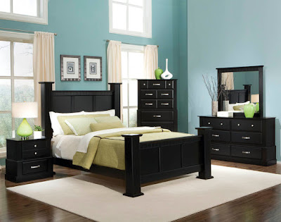 Black Bedroom Sets