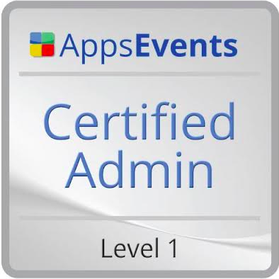 AppsEvents launches the \'AppsEvents Certified Admin\' (ACA ...