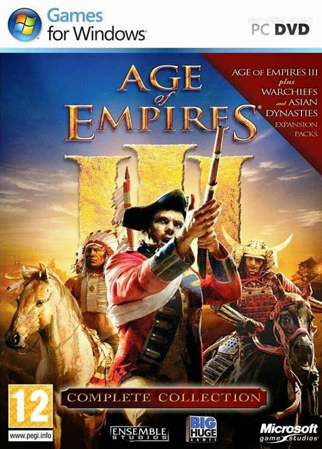 Video's van Age of empires 3 warchiefs crack