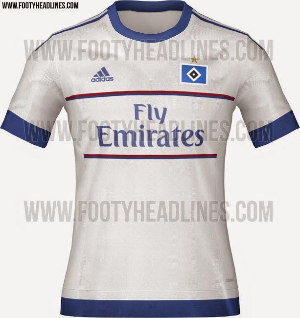jersey terbaru bocoran jersey humberger sv musim depan 2015/2016