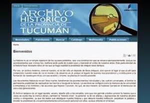 Archivo Histórico de la Provincia de Tucumán