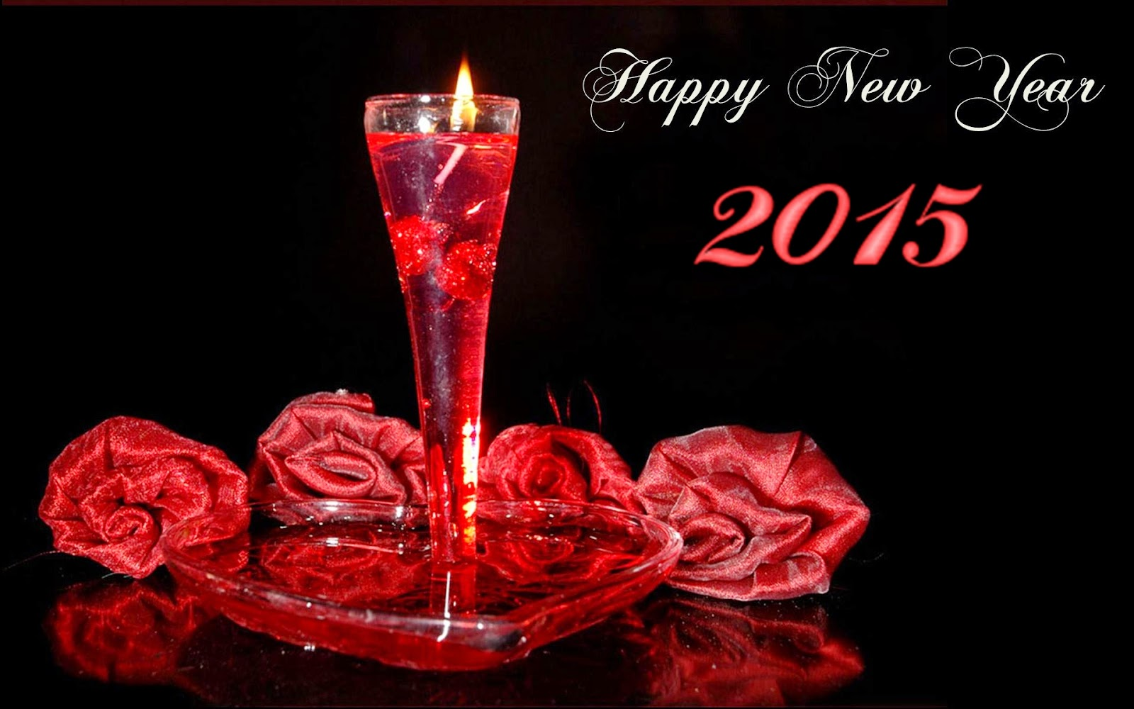 Happy New Year 2015 Loving Cards - For Latest