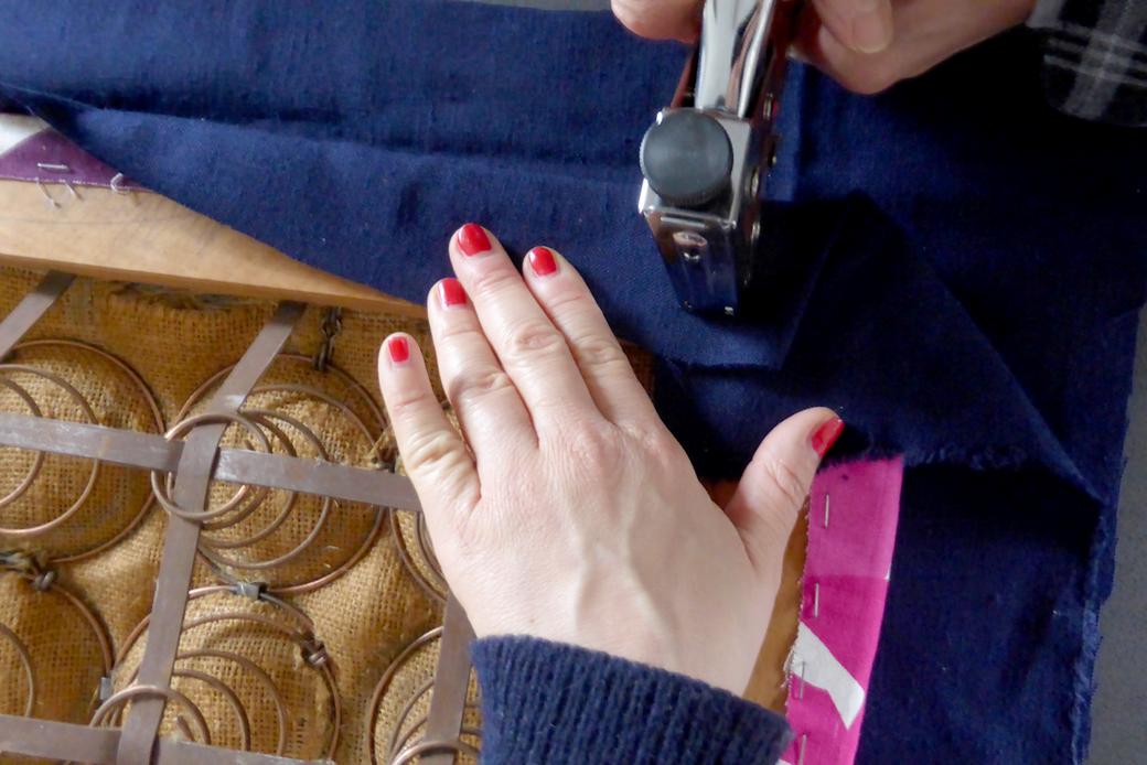 Glücksmädchen: Aus Alt mach Neu: Stuhl-Makeover