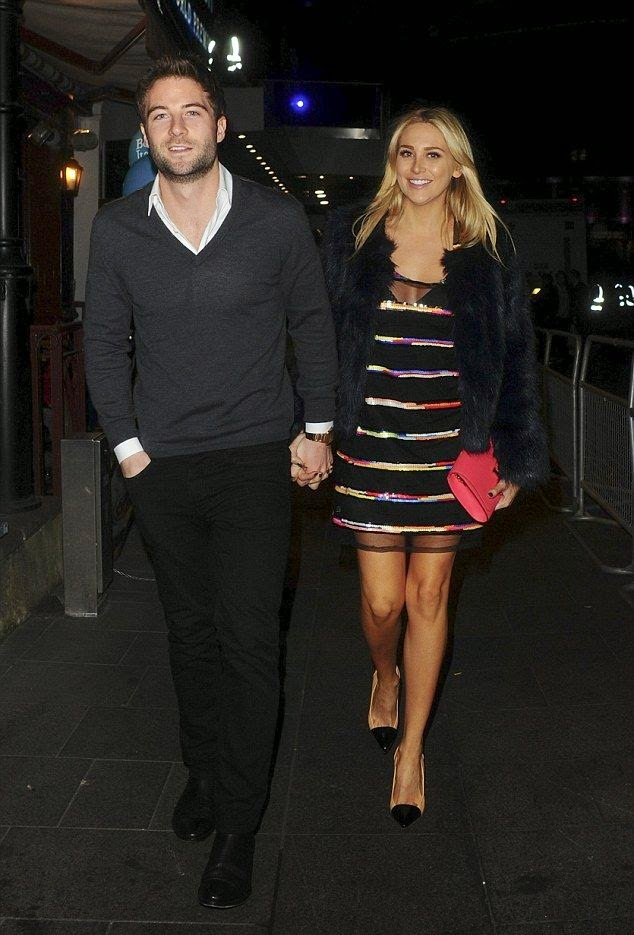 Appeared to be fresh face for her outing, as Dailymail.co.uk report: the actress, Stephanie Pratt turned up at the premiere of Insurgent with boyfriend, Josh Shepherd at London on Wednesday, March 11, 2015.