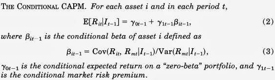 from regular beta capm to downside beta capm Learn about the capital asset pricing model the model relies on a risk multiplier called the beta disadvantages & examples how to start a web design.