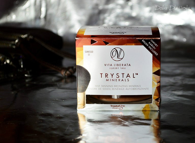 Trystal3 Bronzing Minerals Sunkissed Vita Liberata