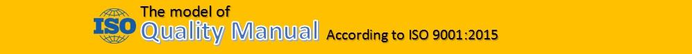 ISO 9001:2015 Manual