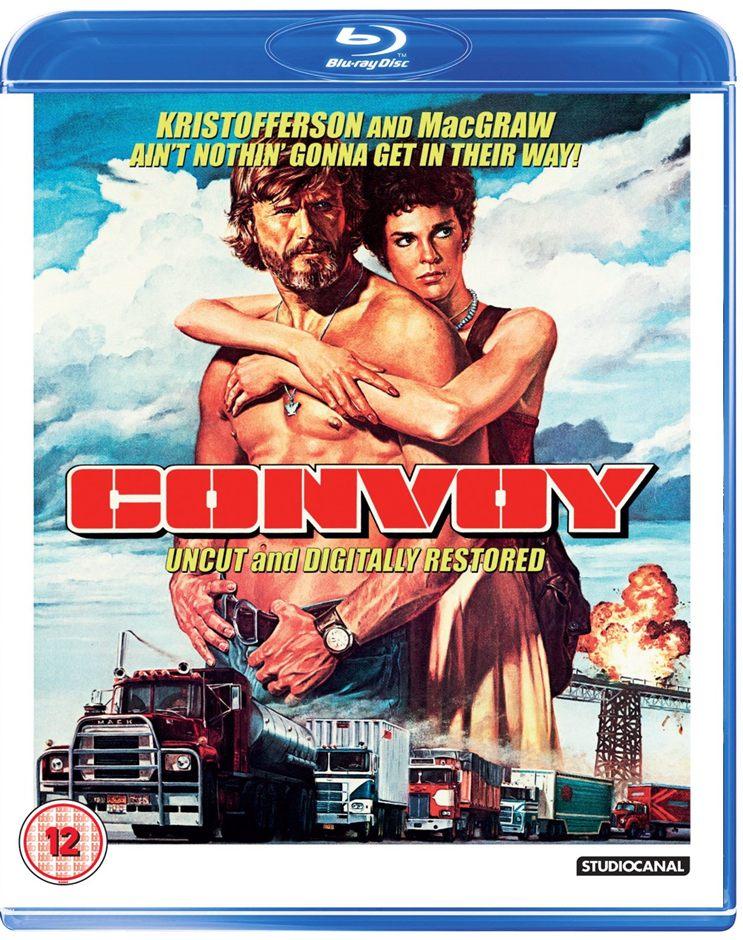 Convoy (1978) Sam Peckinpah (HD)