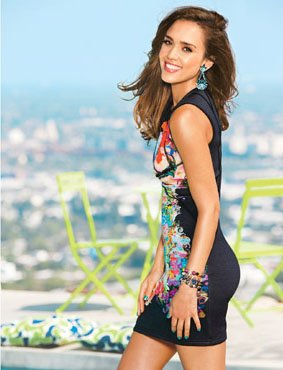 American actress, Actress, Jessica Alba, Jessica Alba new information, cover of Self magazine, Self magazine, American Actress Jessica Alba