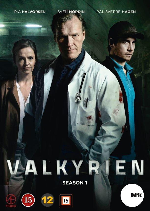 Capitulos de: Valkyrien (2017)