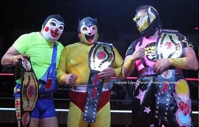 ¿Alguien sabe cómo la lucha libre comenzó a ser falsa? Super+pinocho7