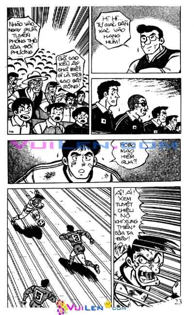 Jindodinho - Đường Dẫn Đến Khung Thành III  Tập 17 page 23 Congtruyen24h