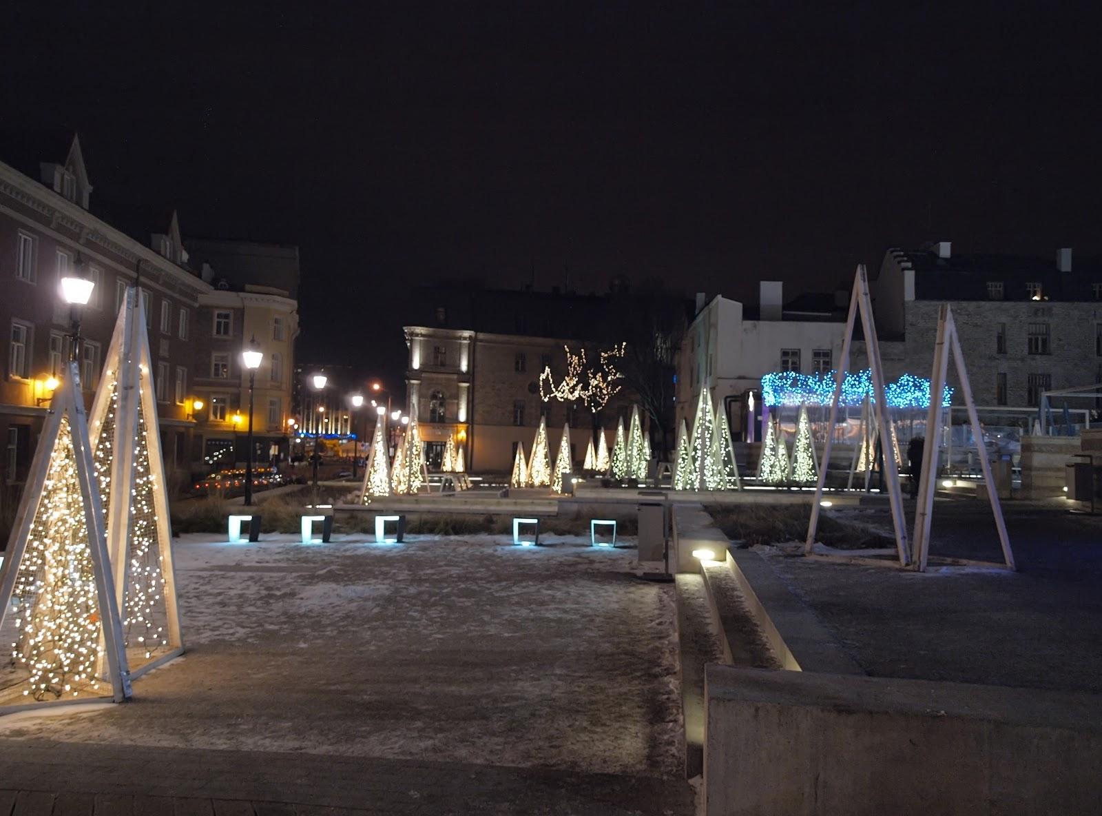 Таллинн-один из лучших городов для зимнего отдыха