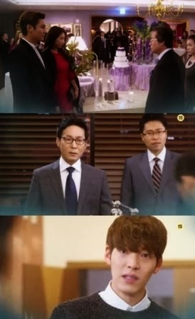 preview the heirs episode 19 kim tan menyatakan ini pacarku cha