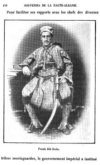 Souvenirs de la Haute-Albanie (1901)