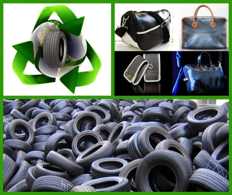 Tire Recycling Business