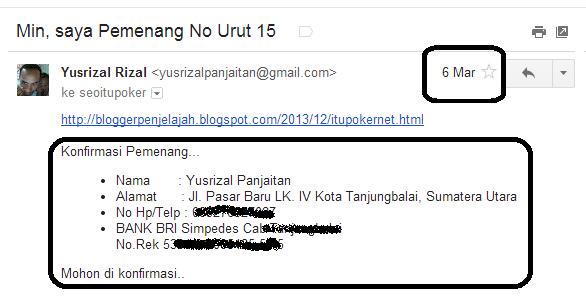 itupoker.net pecundang