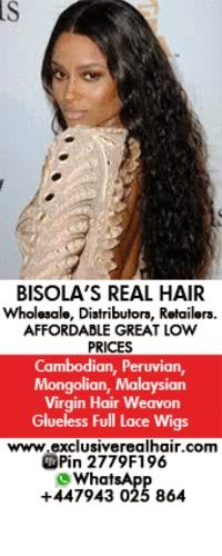 Bisola Hair