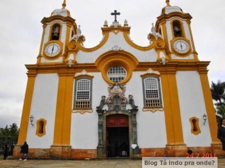 Igreja Matriz de Tiradentes