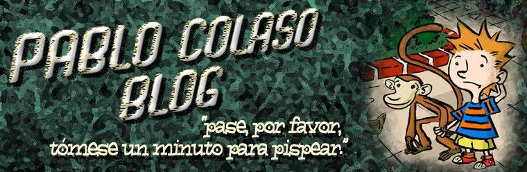 Galería de trabajos de Pablo Colaso