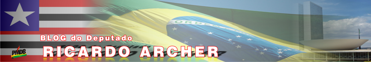 BLOG do Deputado Ricardo Archer