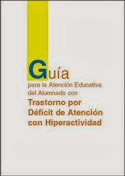 Guía Atención con Hiperactividad