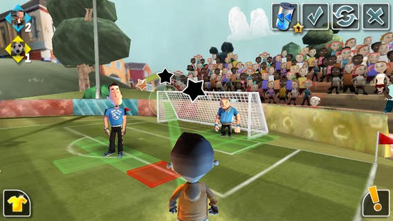 screenshot 2 Soccer Moves 1.0