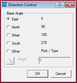 direction control