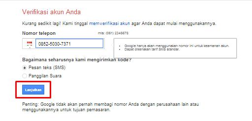 Cara Membuat Email Baru di Google (Gmail)