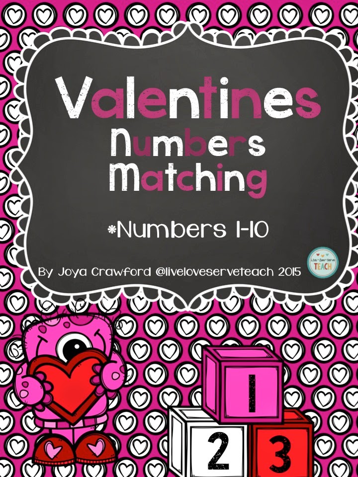 https://www.teacherspayteachers.com/Product/Valentines-Hearts-Number-Matching-1-10-1665638