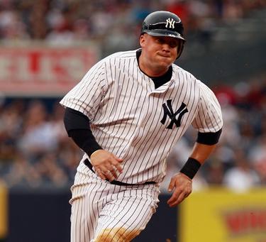Casey Mcgehee Yankees