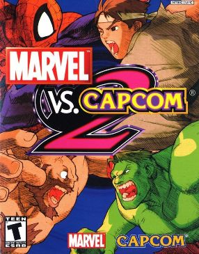Marvel vs Capcom 2 - MUGEN
