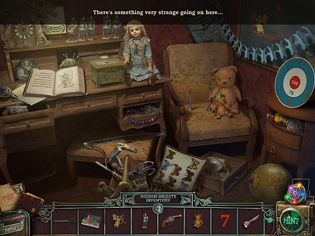 The Agency of Anomalies: Cinderstone Orphanage Collector's Edition screen