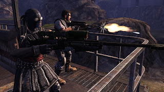 Borderlands Game HD Sniper Wallpaper