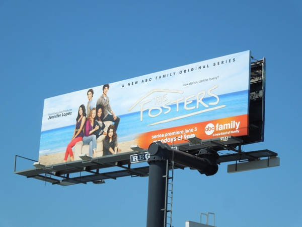 Fosters season 1 billboard